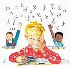 Como identificar un alumno con dislexia.