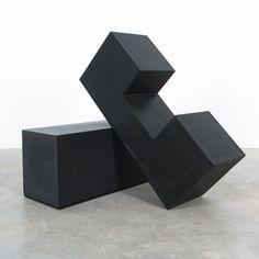 Mario Bellini Gli Scacchi Table Elements for C&B Italy, circa 1970 Minimalist Architecture, Table Seating, Bellini, B & B, Mario, Italy, Spaces, Storage, Gallery