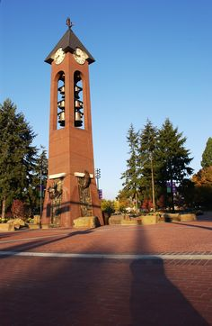 Bell Tower, Vancouver WA