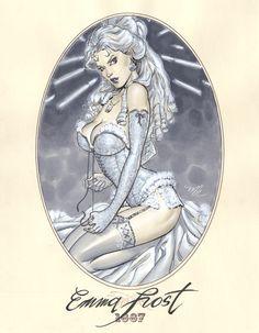 Emma Frost 1887