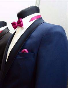Magenta bow. Groom's outfit. Kate Spade inspired wedding. Be inspired by @theinspirassion