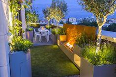 Roof Terrace Design St Johns Wood North London