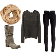 Another Cute Outfit for Fall