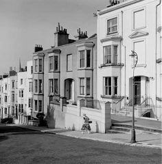 Clifton Place, Brighton, sometime post-war