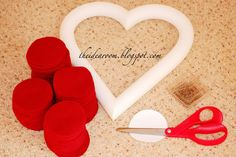 Valentine Heart - The Idea Room