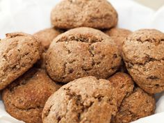 Amazingly healthy banana & ricotta cheese bran cookies