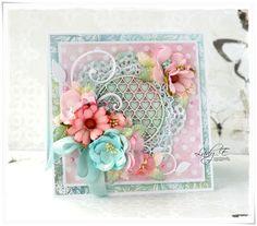 Wild Orchid Crafts: In the secret garden...