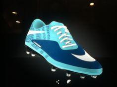NikeID customized soccer cleats