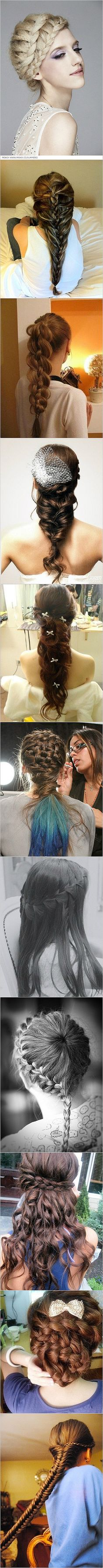 "creative hair styles => SOURCE: @Bendrix ""Hair and Style .ME"" Board via."
