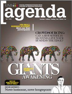 USB Agenda - Issue 1 2013