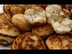 Mini Vitumbuas (sweet coconut & rice balls). Gluten-Free!! - YouTube