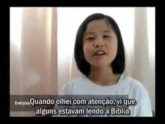 ARREBATAMENTO Criança Coreana,Visão IMPACTANTE !!
