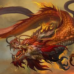 Chinese dragons are legendary creatures in Chinese mythology and Chinese folklor. - Chinese dragons are legendary creatures in Chinese mythology and Chinese folklor… – – - Chinese Dragon Art, Legendary Creature, Dragon Artwork, Creature Art, Mythology, Dragon Pictures, Fantasy Dragon