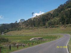 Carretera hacia Cachipay Cundinamarca