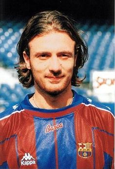 Christophe Dugarry Barca - Google Search