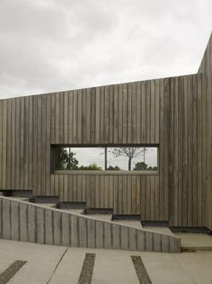 Old Bearhurst, Duggan Morris Architects