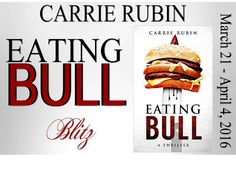 Tome Tender: The Winners of Carrie Rubin's EATING BULL Giveaway...