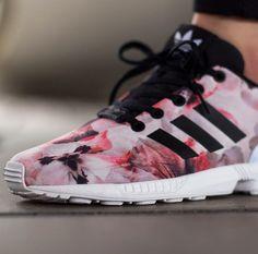 adidas femme zx flux floral