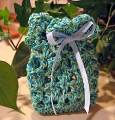 free #crochet bag pattern