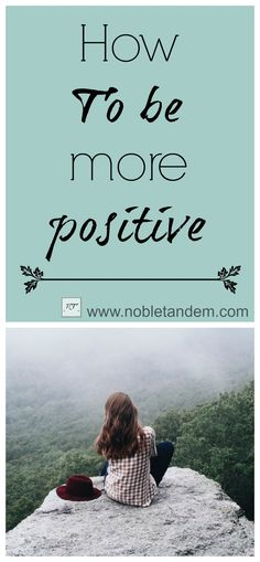 A person with a positive attitude anticipates happiness, health and success, and believes that he or she can overcome all obstacles and difficulties that life can bring. To use this concept in your life, you need to not just have a positive thinking, but to adopt the attitude that goes with it so that positive thinking becomes a way of life. http://www.nobletandem.com/positive-person-comment-devenir-une-personne-plus-positive/