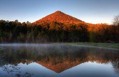 Pinnacle Mountain, Arkansas