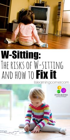 Primitive Reflexes: The Answer Behind W-Sitting and How to Fix it | ilslearningcorner.com