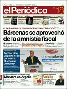 el periódico de catalunya 18 de enero 2013