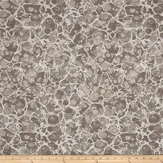 Regal Terrazzo Silver Marble Jacquard from @fabricdotcom  This wonderful medium/heavyweight jacquard fabric features a high luster sheen and is perfect for upholstery projects like furniture, ottomans and headboards. Can also be used for pillows and drapery. Colors include metallic silver, taupe and shades of grey.