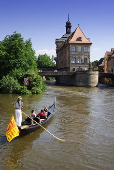 Bamberg, Bavaria, Germany Love this town. Was a great place to live. Would love to go back one day.