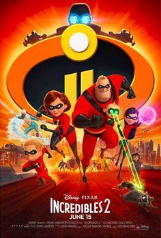 incredibles 2 movie poster: Edna Mode, Incredibles Costume designer is back in Incredibles 2. #Incredibles2 #Incredibles #Pixar Disney Pixar, Disney Movies, Disney Fan, Disney Animation, Pixar Movies, Disneyland Movies, Disney Wiki, Animation Movies, Disney Films