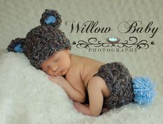 Hey, I found this really awesome Etsy listing at https://www.etsy.com/listing/185072123/ready-baby-boy-hat-baby-bear-hat-and