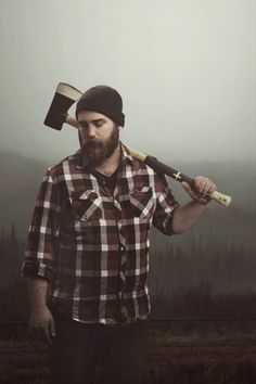 Lumberjack model.
