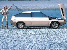 Volvo Tundra (concept car) by Bertone, 1979