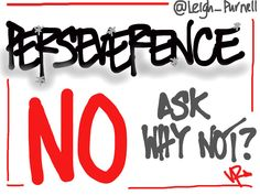 What do you do when somebody says 'No' - Leigh Purnell