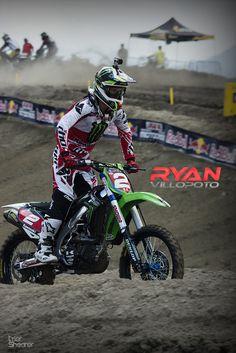 Tyler Shearer Photography Ryan Villopoto AMA Motocross 2013 Millers Motosports Park
