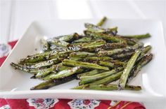Chinese Style Green Beans - just like the restaurant!