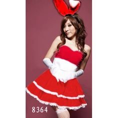 Sexy Red Christmas Costume For Sale Christmas Dress