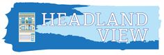 A brand new logo for the Headland View Bed and Breakfast in Torquay.