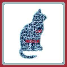 Animal Rescue Word Art