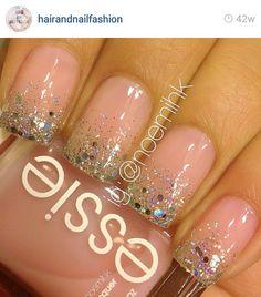 Wedding nail art?