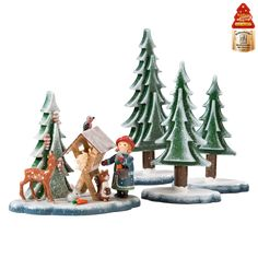 Kathe Wohlfahrt of America is the premiere source of high-quality handcrafted German Christmas items. Preserving and supporting traditional German craftsmanship since Käthe Wohlfahrt offers its exclusive products to North American audiences. Christmas Pickle, Christmas World, German Christmas, Miniature Christmas, Christmas Items, Winter Time, Winter Holidays, Christmas Figurines, Christmas Ornaments