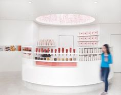 Re-imagining the Ice Cream Shop / Sprinkles Ice Cream