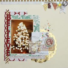 Home for the Holidays Pinspiration Monday | Scraptastic Club