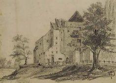 nijenbeek-rechtenvrij De Nijenbeek in 1874 op een prent van Jacobus Craandijk. Bron: Wikimedia