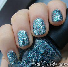 OPI Burlesque Collection + Shimmer & Shimmer #nail #polish