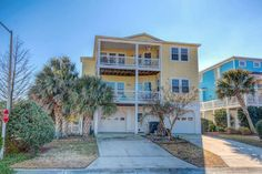 Kure Beach NC Home for Sale - $549,000 - It has 4 bedrooms, ocean views, elevator and lots more. Call Coastwalk Real Estate for more info 910-458-9119