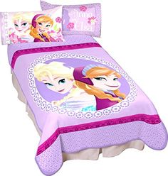 Disney Frozen Lylas Microraschel Blanket 62 by 90 *** You can find more details by visiting the image link.