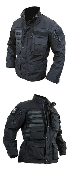 Kitanica Mark V Jacket More (:Tap The LINK NOW:) We provide the best essential unique equipment and gear for active duty American patriotic military branches, well strategic selected.We love tactical American gear Tactical Wear, Tactical Jacket, Tactical Clothing, Outdoor Outfit, Outdoor Gear, Mode Masculine, Vetements T Shirt, Herren Style, Tac Gear