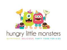 Enter to win a custom designed logo: http://boutiquebydesign.com/blog/free-logo-contest-details/ Boutique By Design Portfolio - Logo Design - Hungry Little Monsters Party Catering