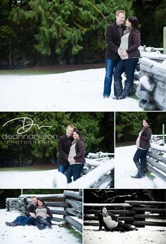 This is cute. But down in the south it'd be hard cause we hardly ever get any snow